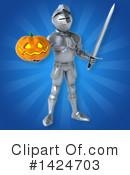 Armored Knight Clipart #1424703 by Julos