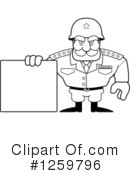 Army General Clipart #1259796