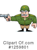 Army General Clipart #1259801