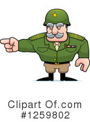 Army General Clipart #1259802