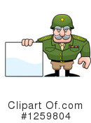 Army General Clipart #1259804