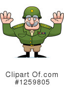 Army General Clipart #1259805