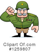 Army General Clipart #1259807