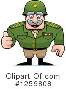 Army General Clipart #1259808