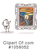 Art Clipart #1058052 by NL shop