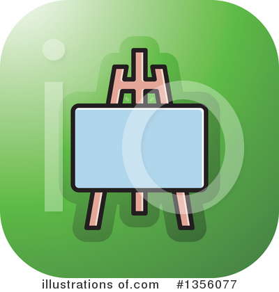 Painting Clipart #1356077 by Lal Perera