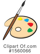 Art Clipart #1560066 by Lal Perera