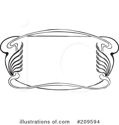 Borders Clipart #209594 by BestVector