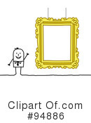Royalty-Free (RF) Art Gallery Clipart Illustration #94886