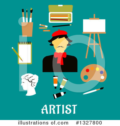 Art Clipart #1327800 by Vector Tradition SM