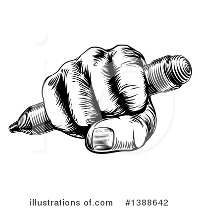 Author Clipart #1388642 by AtStockIllustration