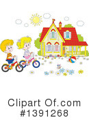Royalty-Free (RF) Artist Clipart Illustration #1391268