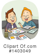 Artist Clipart #1403049 by BNP Design Studio