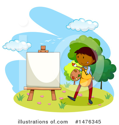 Painting Clipart #1476345 by Graphics RF