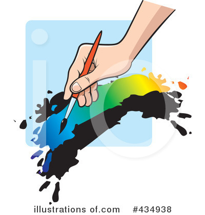 Royalty-Free (RF) Artist Clipart Illustration by Lal Perera - Stock Sample #434938