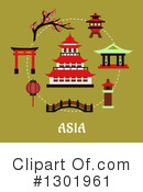 Asia Clipart #1301961 by Vector Tradition SM