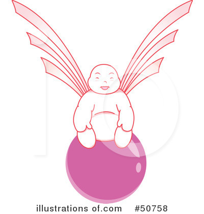 Angels Clipart #50758 by Cherie Reve