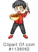 Asian Boy Clipart #1138062 by Graphics RF