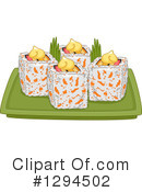 Asian Food Clipart #1294502 by BNP Design Studio
