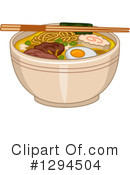 Asian Food Clipart #1294504 by BNP Design Studio