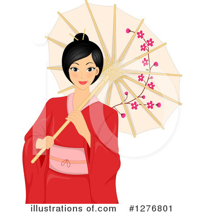 Asian Clipart #1276801 by BNP Design Studio