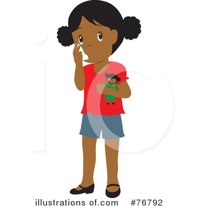 Little Girl Clipart #76792 by Rosie Piter