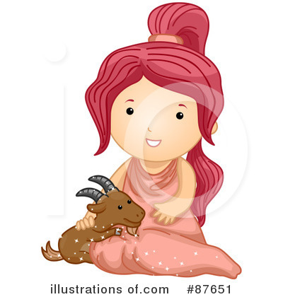 Astrological Girl Clipart #87651 by BNP Design Studio