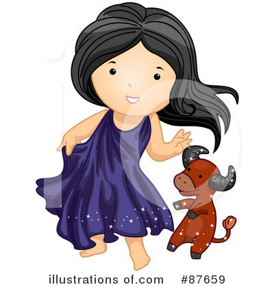 Astrological Girl Clipart #87659 by BNP Design Studio