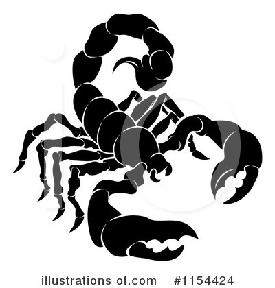 Horoscope Clipart #1154424 by AtStockIllustration