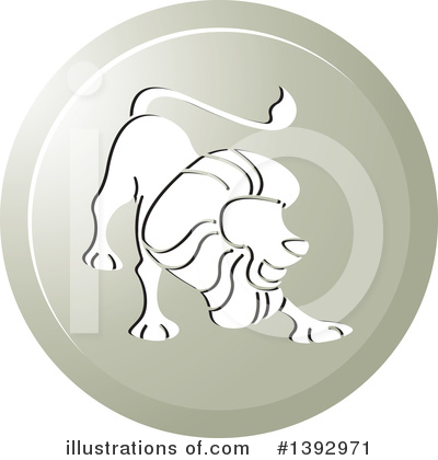 Lion Clipart #1392971 by Lal Perera
