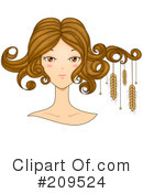 Astrology Clipart #209524