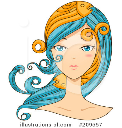 Horoscope Clipart #209557 by BNP Design Studio