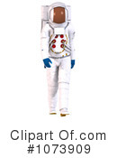 Astronaut Clipart #1073909 by Ralf61