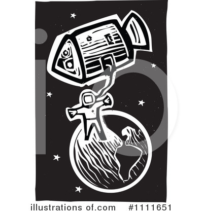 Space Exploration Clipart #1111651 by xunantunich