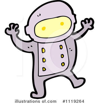 Astronaut Clipart #1119264 by lineartestpilot