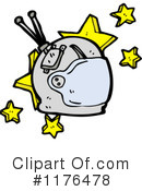 Astronaut Clipart #1176478 by lineartestpilot