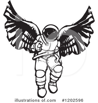 Space Exploration Clipart #1202596 by xunantunich