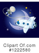 Astronaut Clipart #1222580 by Graphics RF