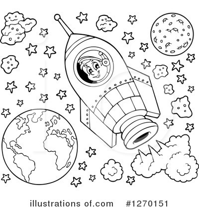 Earth Clipart #1270151 by visekart
