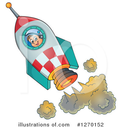 Astronaut Clipart #1270152 by visekart
