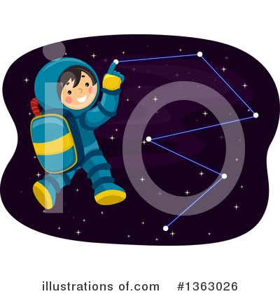 Astronomy Clipart #1363026 by BNP Design Studio
