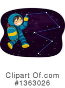 Astronaut Clipart #1363026 by BNP Design Studio