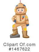 Astronaut Clipart #1467622 by Graphics RF