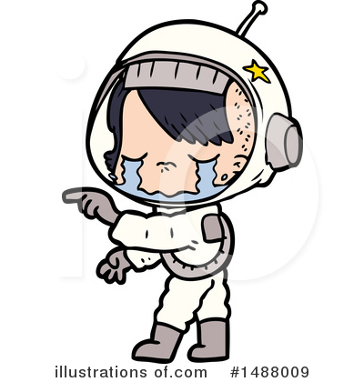 Astronaut Clipart #1488009 by lineartestpilot