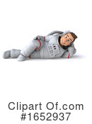 Astronaut Clipart #1652937 by Julos