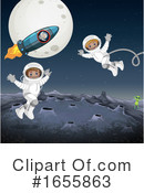 Astronaut Clipart #1655863 by Graphics RF