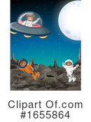 Astronaut Clipart #1655864 by Graphics RF