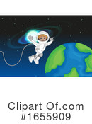 Astronaut Clipart #1655909 by Graphics RF
