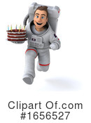 Astronaut Clipart #1656527 by Julos