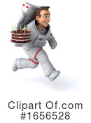 Astronaut Clipart #1656528 by Julos